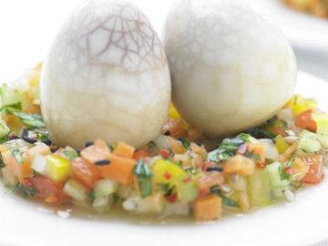 Мраморные яйца 4