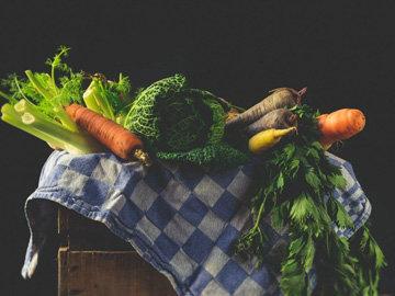 Суфле из овощей