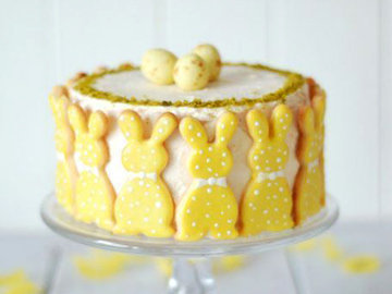 Торт-зайчик 6