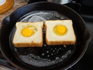 яйца - неотъемлемое блюдо на Пасхальном столе