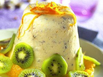 Готовим пасху с фруктами