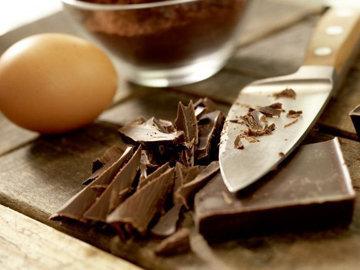 Кулич шоколадный 1