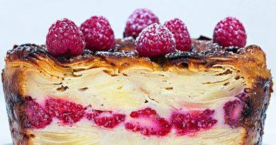 Пирог без муки