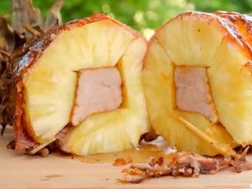 пикантный ананас