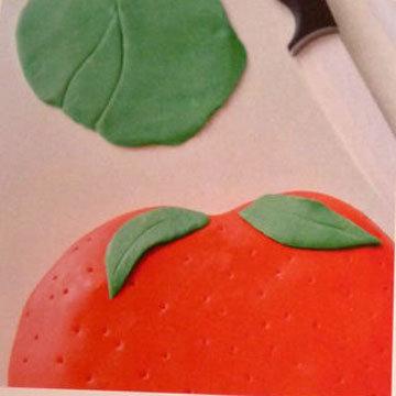 6. Торт для детей Клубничка