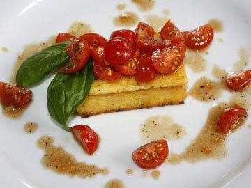 Полента - блюдо из Италии