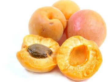 Абрикосовое с персиками 1