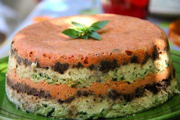 Блюдо из овощей Crespeou