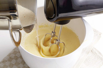 Как готовится базовый рецепт мороженого