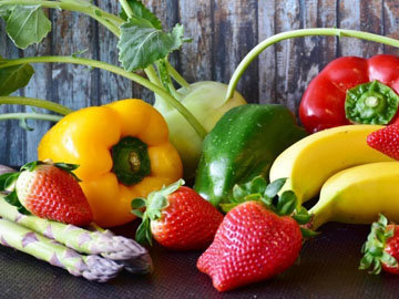 Овощи в сыром виде