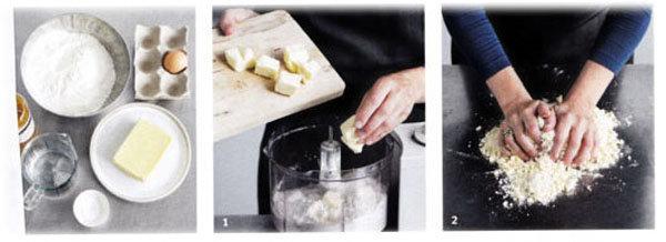 Пирог пай с мясной начинкой (говядина) 1
