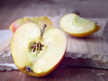 Яблочное с карамелью 1