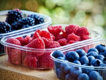 ягоды свежие