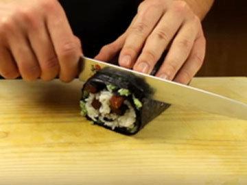 Нарезка суши 1