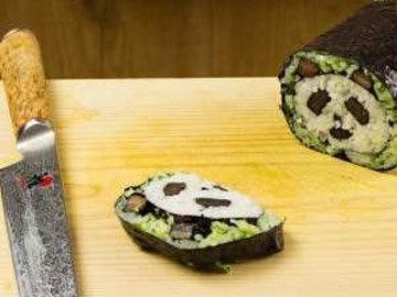 Нарезка суши 3