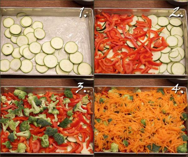 Запеканка овощная 4