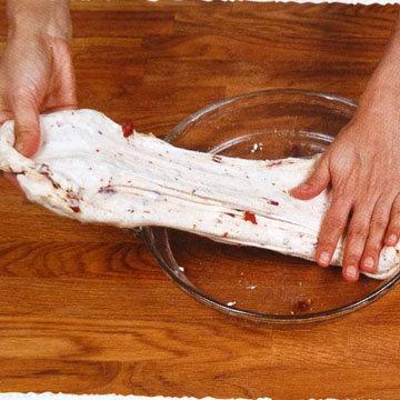 Кулинарный мастер класс Как сделать сыр филата 14