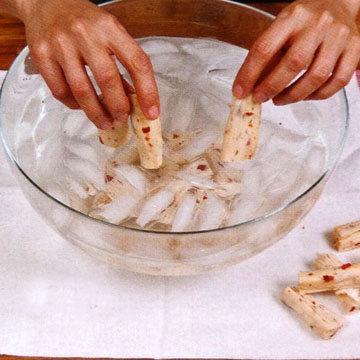 Кулинарный мастер класс Как сделать сыр филата 19