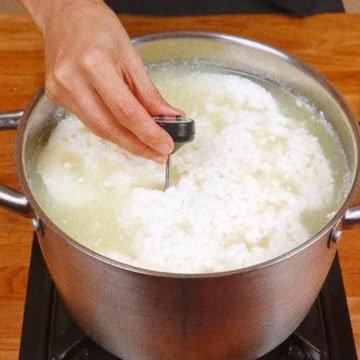 Кулинарный мастер класс Как сделать сыр филата 6