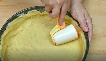 Кулинарный мастер класс пирог с яблочными розами 2