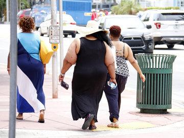 Ожирение (тучность)
