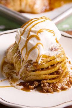 Как приготовить Яблочный десерт