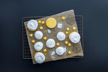 1. Пирожные с меренгами