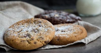 Простое вкусное печенье