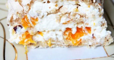Торт безе рецепт Будапештский рулет