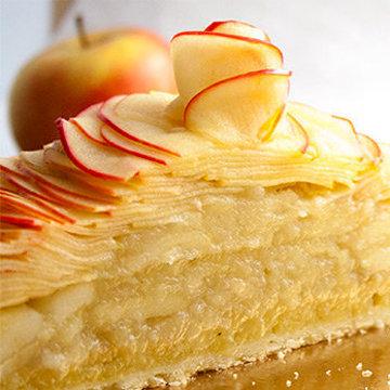 какое чудо можно испечь с яблоками