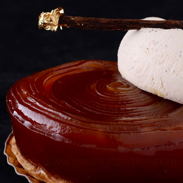 TARTE TATIN от William Lamagnère