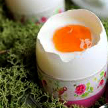 Вкусный яичный десерт