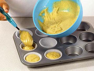 Как приготовить капкейки. Пошаговый рецепт 3
