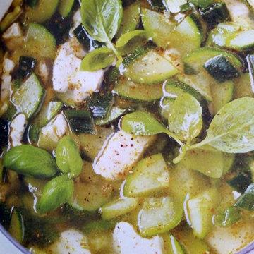 3. Суп с курицей. Жан-Франсуа Малле