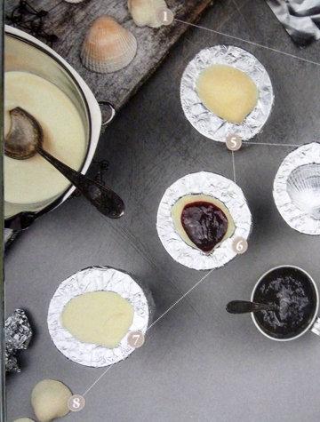 1. Мастер класс Изготовление конфет-ракушек