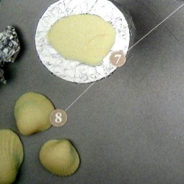 4. Мастер класс Изготовление конфет-ракушек