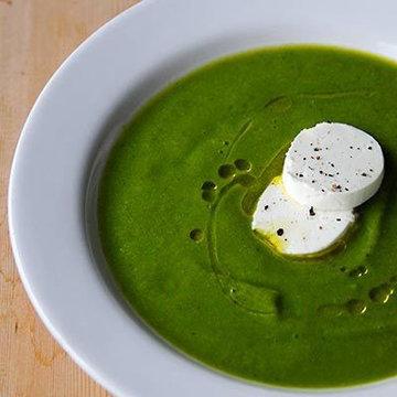 Суп с брокколи 1