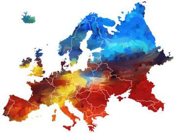 что готовят европейских на кухнях