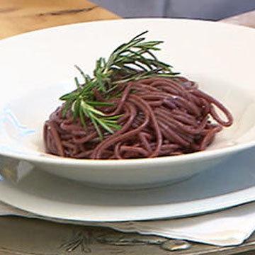 Пошаговый Рецепт спагетти с вином 4