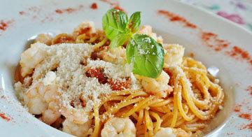 Томатный подайте к спагетти