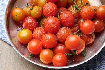Томатный соус из свежих помидоров в духовке 1