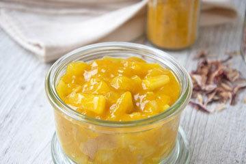3. Чатни из ананаса