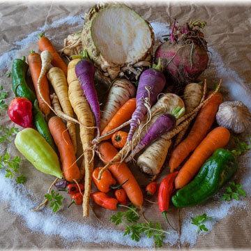 4. Паста для заправки. овощи