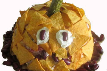 Мексиканский салат Тыква