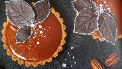 Украшения для выпечки Осенние мотивы