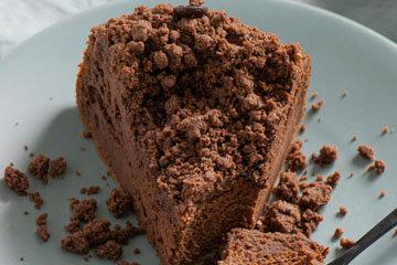 Лучший шоколадный творожный пирог 2