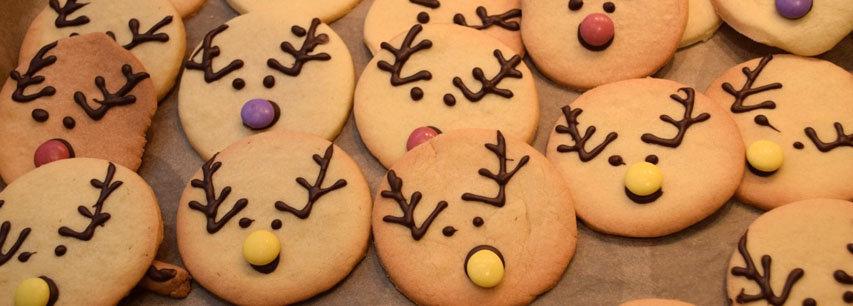 Slider Вкусное домашнее печенье