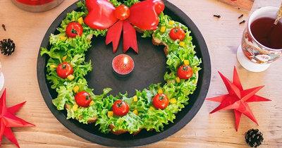 Быстрые салаты и быстрые закуски на Новый год