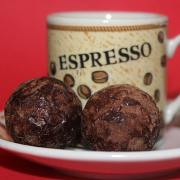 Кофейные конфеты