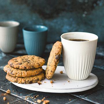 Новогоднее печенье с арахисовым маслом